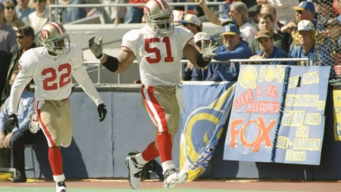 LB Ken Norton Jr. (1994 49ers)