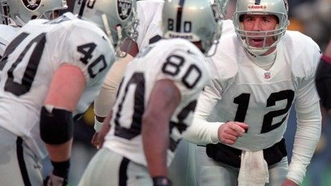 QB Rich Gannon (Raiders 1999)