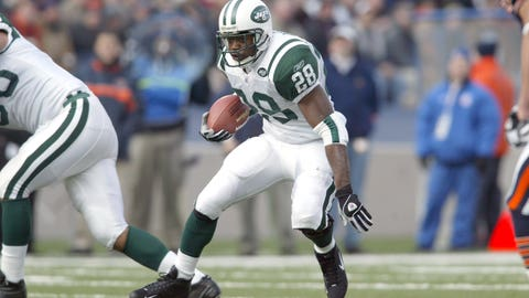 RB Curtis Martin (1998 Jets)