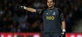 Iker Casillas responds on Twitter after his FIFA character drops a howler