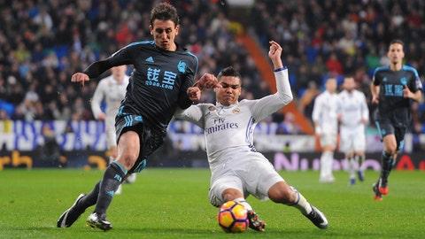 Real Madrid - Casemiro