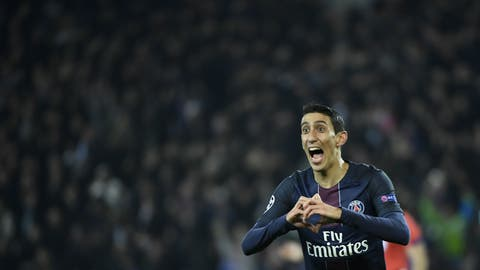 Today was Angel Di Maria's day