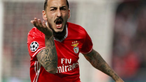 Benfica: Kostas Mitroglou