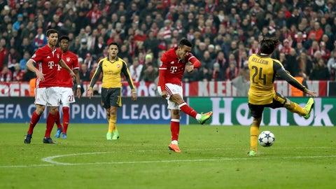 Thiago Alcantara - Bayern Munich
