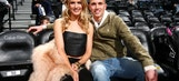 Genie Bouchard's Super Bowl blind date got a goodnight kiss and a 'second date'