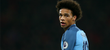 You have to see the incredible plays Leroy Sane made to set up Raheem Sterling's goal
