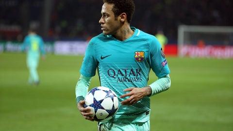 Barcelona: Neymar