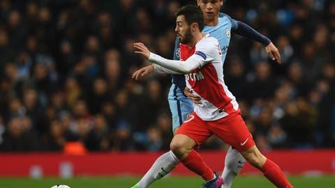 Attacking midfielder: Bernardo Silva
