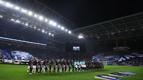Porto's crowd was incredible