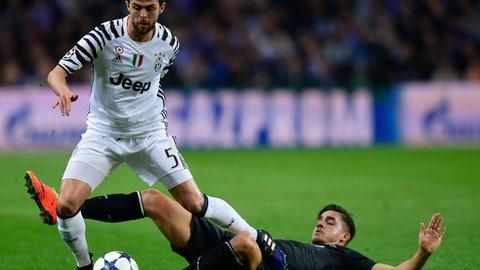 Juventus: Miralem Pjanic