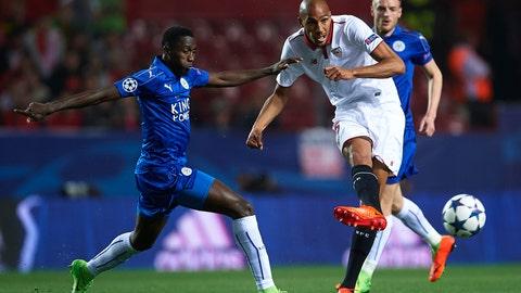 Sevilla FC: Steven N'Zonzi
