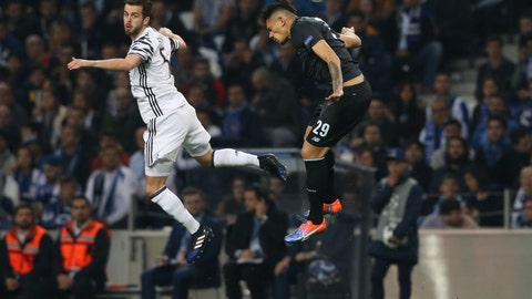 Miralem Pjanic has become a complete midfielder