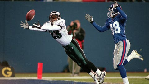 CB Troy Vincent (1996 Eagles)