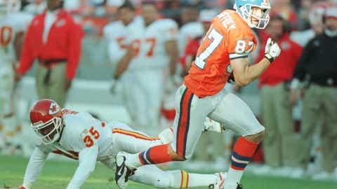 WR Ed McCaffrey (1995 Broncos)