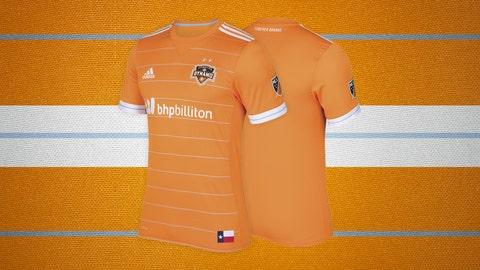 Houston Dynamo primary kit