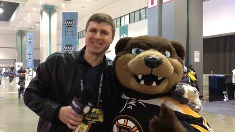 Ilya Bryzgalov, former Wild goalie