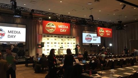 The media files in