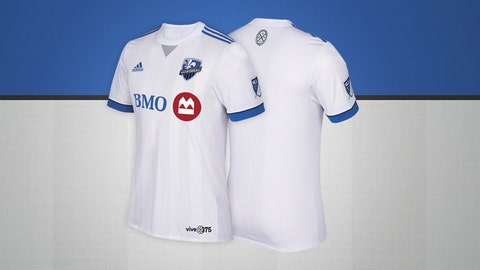 Montreal Impact secondary kit