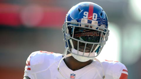 DE Jason Pierre-Paul (Giants)