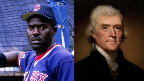 Reggie Jefferson / Thomas Jefferson