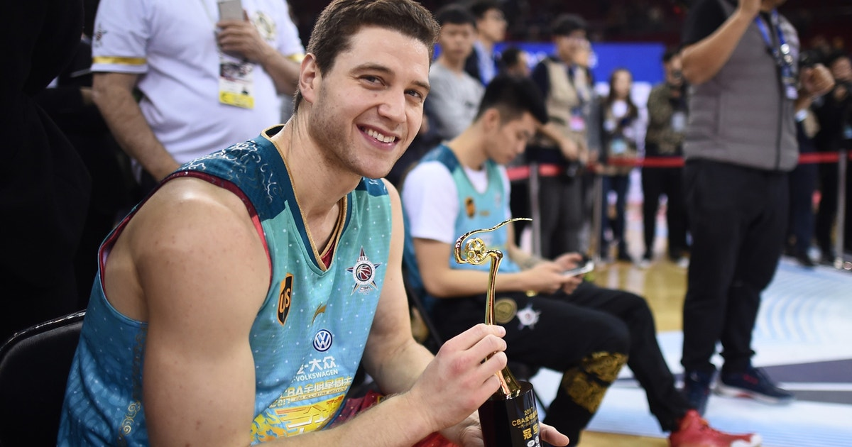 4f4a259de67 Jimmer Fredette drops 73 points for Shanghai Sharks in China | FOX Sports