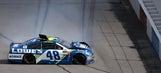 'NASCAR Race Hub' breaks down Jimmie Johnson's Clash troubles
