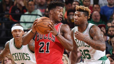 Would the Bulls really trade Jimmy Butler?