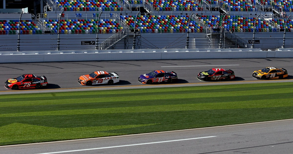 Full Results From Friday S Second Daytona 500 Practice