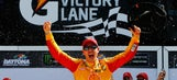 Joey Logano explains why he's made 'big gains' at Daytona