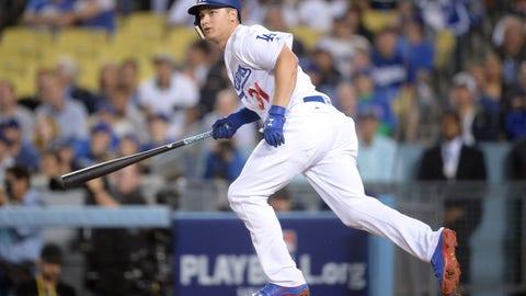 Joc Pederson - OF - Dodgers