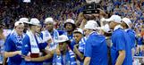 Big 12 This Weekend: Kansas eyeing outright Big 12 title