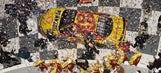 Kevin Harvick's Daytona 500 paint schemes and results