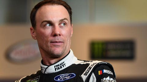 Kevin Harvick, play-by-play announcer