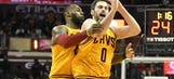 Craziest moments of Cavs' wild OT win over Wizards