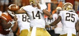Peter Schrager's pre-Combine 2017 NFL mock draft