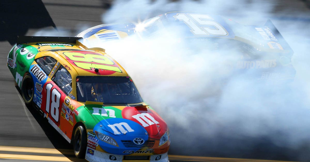 Kyle Busch's Daytona 500 paint schemes and results | FOX ...