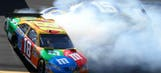 Kyle Busch's Daytona 500 paint schemes and results