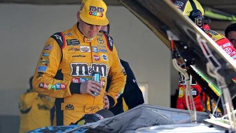 Kyle Busch Wreck Daytona