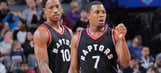 Will Kyle Lowry's injury doom the Raptors' hopes in the East?