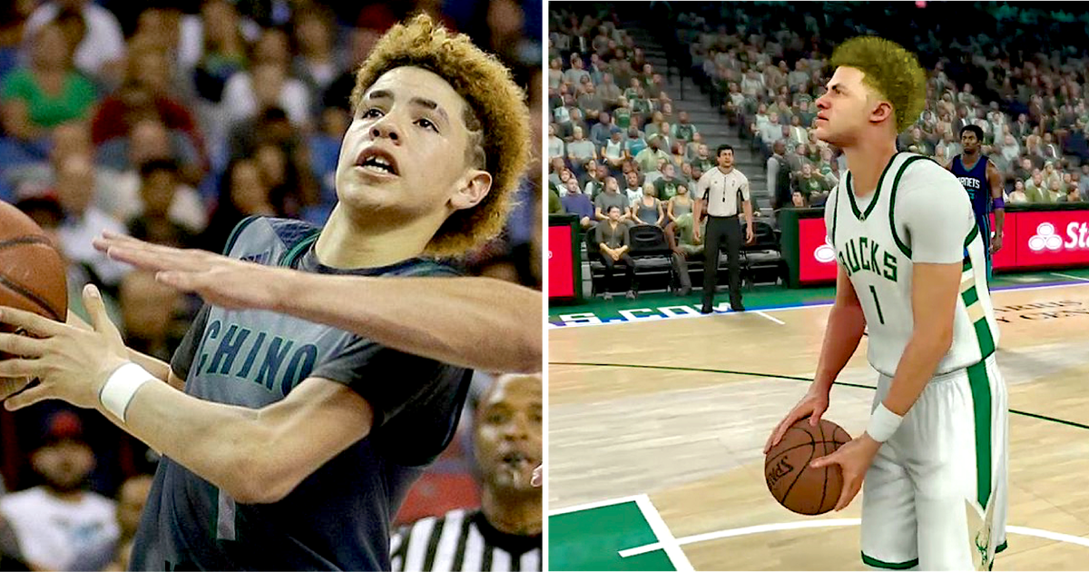 Recreating High School Phenom Lamelo Ball S 92 Point Game