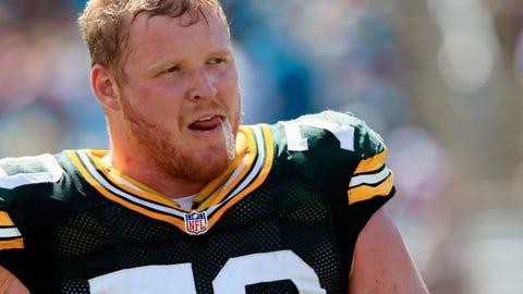 T.J. Lang - OG - Packers