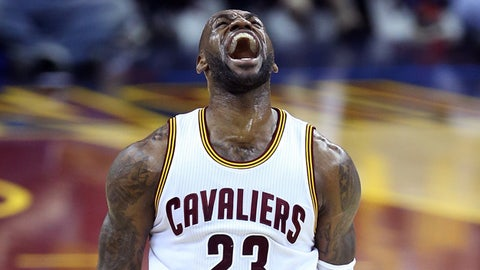 10 - Cleveland Cavaliers, 2016