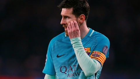 Barcelona's chance to bounce back