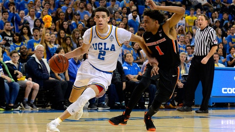 Freshman of the Year: Lonzo Ball, G, UCLA