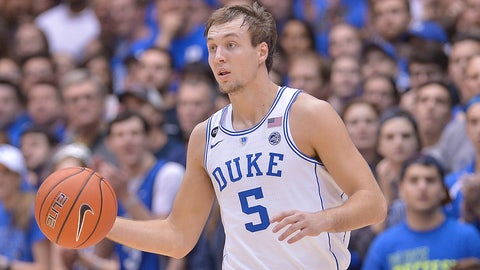 First team All-American: Luke Kennard, G, Duke