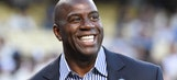 Magic Johnson named Lakers' President of Basketball Operations