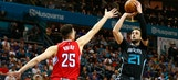 Hornets LIVE To GO: Hornets rally in 4th quarter, fall short in loss to Clippers