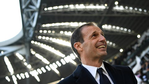 The Max Allegri effect