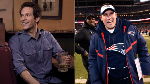 Glenn Howerton as Josh McDaniels