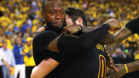 SF: Crying Jordan